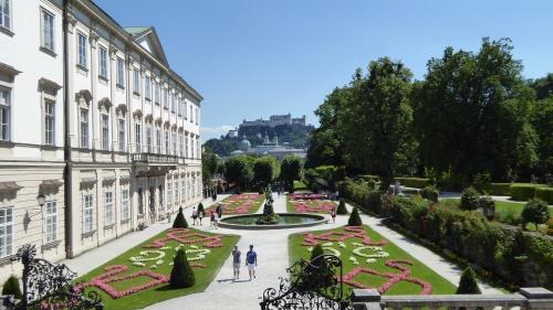 Mirabell Schloss and Gardens, Salzburg