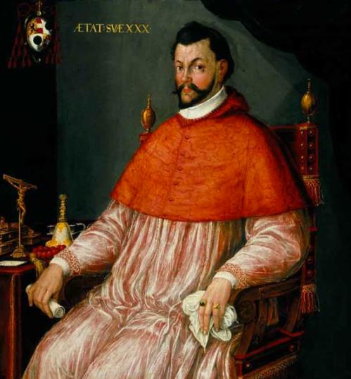 Prince-Archbishop Wolf Deitrich