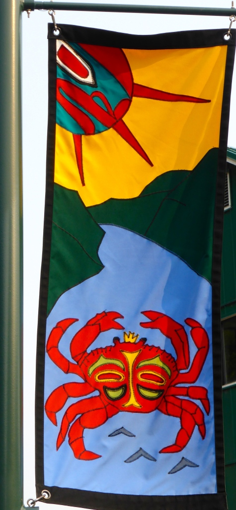 King Crab Banner ©  DY  of  jtdytravels; P1100213