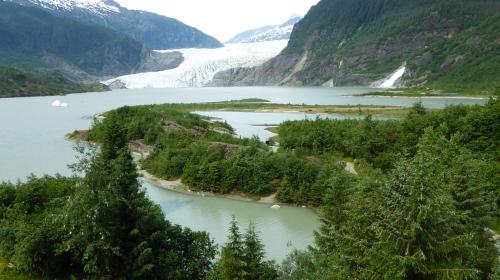 Mendenhall Glacier ©  JT  of jtdytravels; P1130473