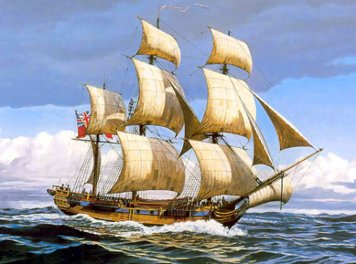 HMS Discovery