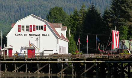 Norway Hall Petersburg