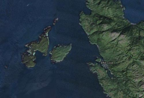 George Islands